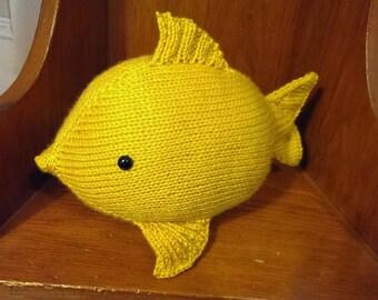 Pudgy Goldfish
