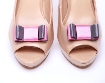 Cote d'azur Grey shoe clips