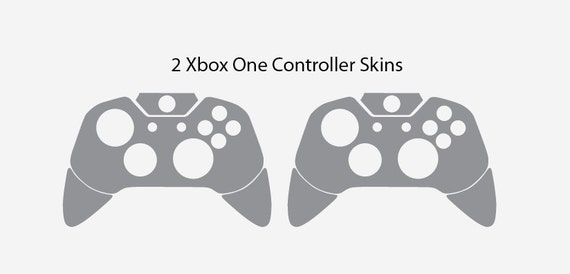 Xbox Controller Skin Template Xbox One Console Skin ...