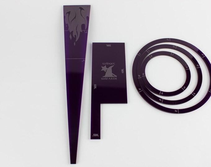 Dark Purple - War Machine and the Hordes starter measurement kits
