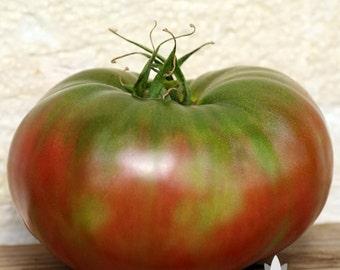 Cherokee Purple Tomato Heirloom Seeds - Non-GMO, Open Pollinated, Untreated