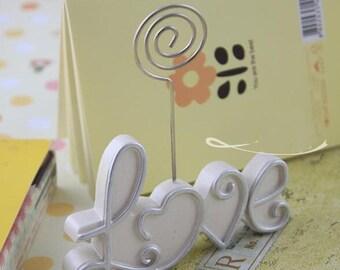 Place Card Holder Favor Wedding