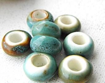 Tropical Treasures, Beads, Porcelain Beads, Beads