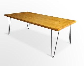 Mid Century Modern, Mid Century Modern Coffee Table, Mid Century Modern Furniture, Hairpin legs
