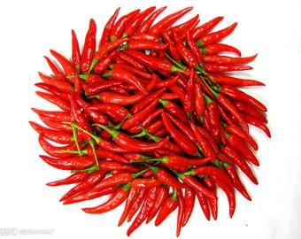 Tunisian harissa (crushed hot pepper)