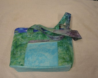 Blue Skies Purse