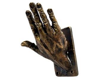 Hand Coat Hook 6