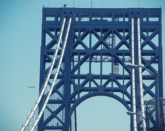Outdoor Photography, Street Photography, George Washington Bridge, NYC, Manhattan, Bridge Photography