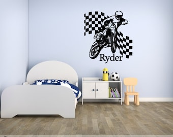 Bike Wall Stickers Wall Murals Ideas
