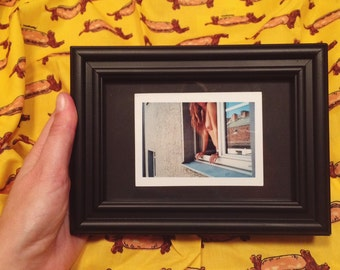 Window (framed photographic print)