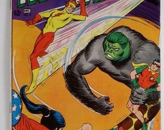 Teen Titans Comic Book #6 DC Comics - Nov/Dec 1966