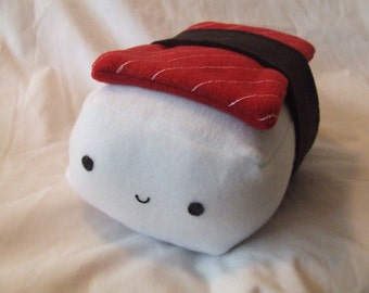 "Sushi Shack Sushi Plush! 10"" You choose which nigiri!"