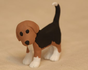 Custom Dog Figurine