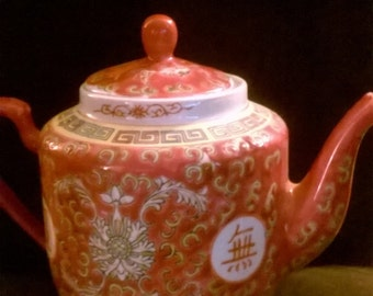 Chinese Ceramic Teapot - Half Price and Free Shipping!