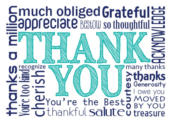 Appreciation Cards Wording Images