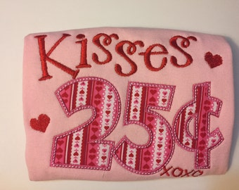 Valentine's Day-Kisses T-Shirt