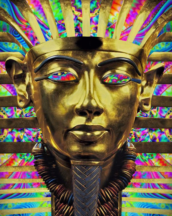 TEA010: Egyptian Afterlife - Surreal, Metaphysical, Horus, Pineal Gland, Sun Ra, Zodiac, Astronomy, Egypt, King Tut, Tomb
