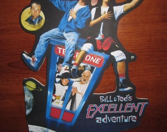 Bill & Ted's Excellent Adventure Standup