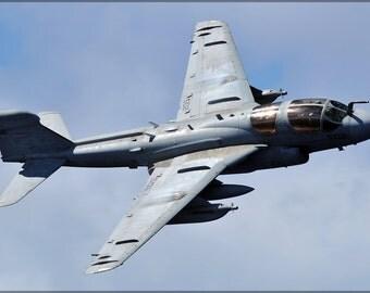 24x36 Poster; Ea-6B Prowler P10
