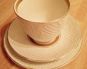 Burleigh Ironstone tea cups