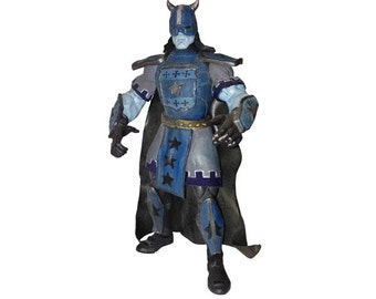 Heroverse™ Lord Dusk collectible action figure