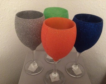 Items Similar To Hand Painted Wine Glass Mommy 39 S Juice On Etsy