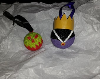 Disney's The Evil Queen & Poison Apple