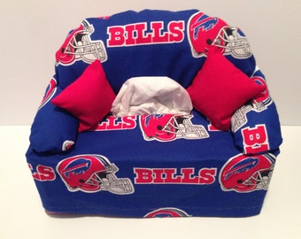 Buffalo Bills Fabric Etsy