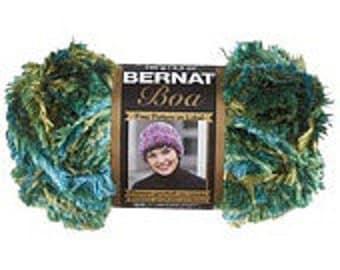 Yarn - Bernat Boa - Santa Suit, or Holly Green