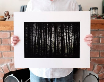 LIMITED EDITION PRINT: The Darkness of My Soul