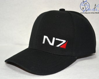 Mass Effect N7 Cap