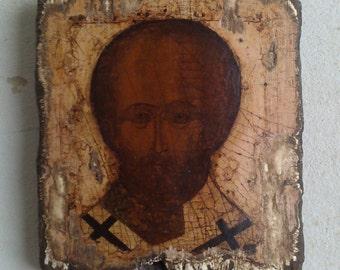 Icon. St. Nicholas