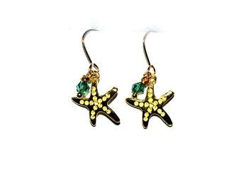 Chic Earrings starfish.