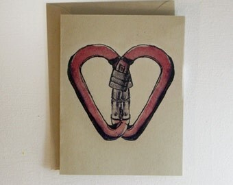 Carabiner Clips Valentine