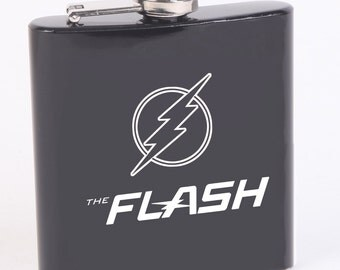 The Flash man flasks funny wedding gifts wedding keepsakes personalised wedding gifts for couplesengraved wedding groomsmen gift