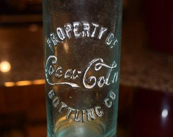 hutchinson bottle hutch antique coca cola coke memorabilia blob top rare vintage Collectible Glass glassware history brand product authentic