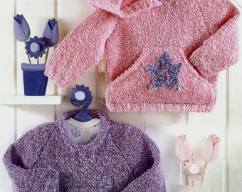 Kangaroo Pouch Knitting Pattern : Hoodie with baby pouch Etsy