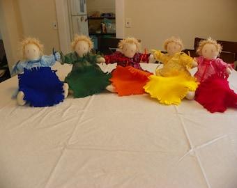 Fabric Baby Dolls