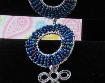 Multicolored seed bead bracelet, Jewelry,Bracelets,Seed Bead Bracelets,Beaded Jewelry,Bangles,Cuff Bracelets,Silver Bracelets,Accessories