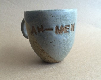 """Twin Peaks """"Ah-Men"""" Cup"""