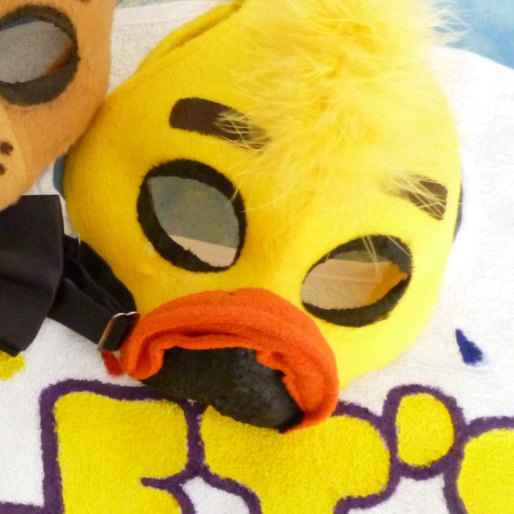 Five nights at freddy s chica the chicken mask by shopbhawk