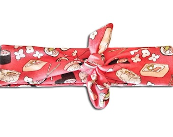 Red Sushi Organic Cotton Head Band