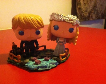 Funko Custom Pop The Princess Bride Westly And Buttercup W