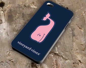 Vineyard Vines Logo For Iphone 4 4s Iphone 5 5s 5c 6 Samsung S3 S4 S5 Unique Case