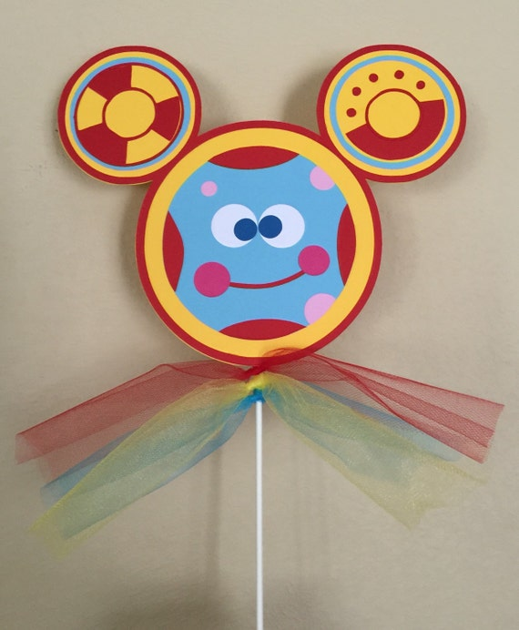 Toodles Centerpiece Mickey Mouse Clubhouse By