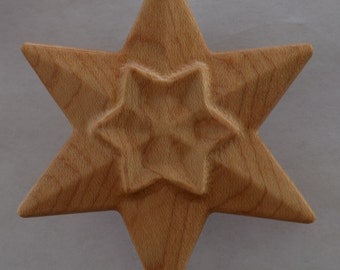 Christmas Tree Ornament - Starburst