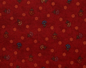 Moda Fabric ~ Kansas Troubles Favorites by Kansas Troubles ~ Floral Fabric