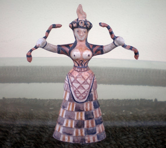 minoan snake goddess essay help