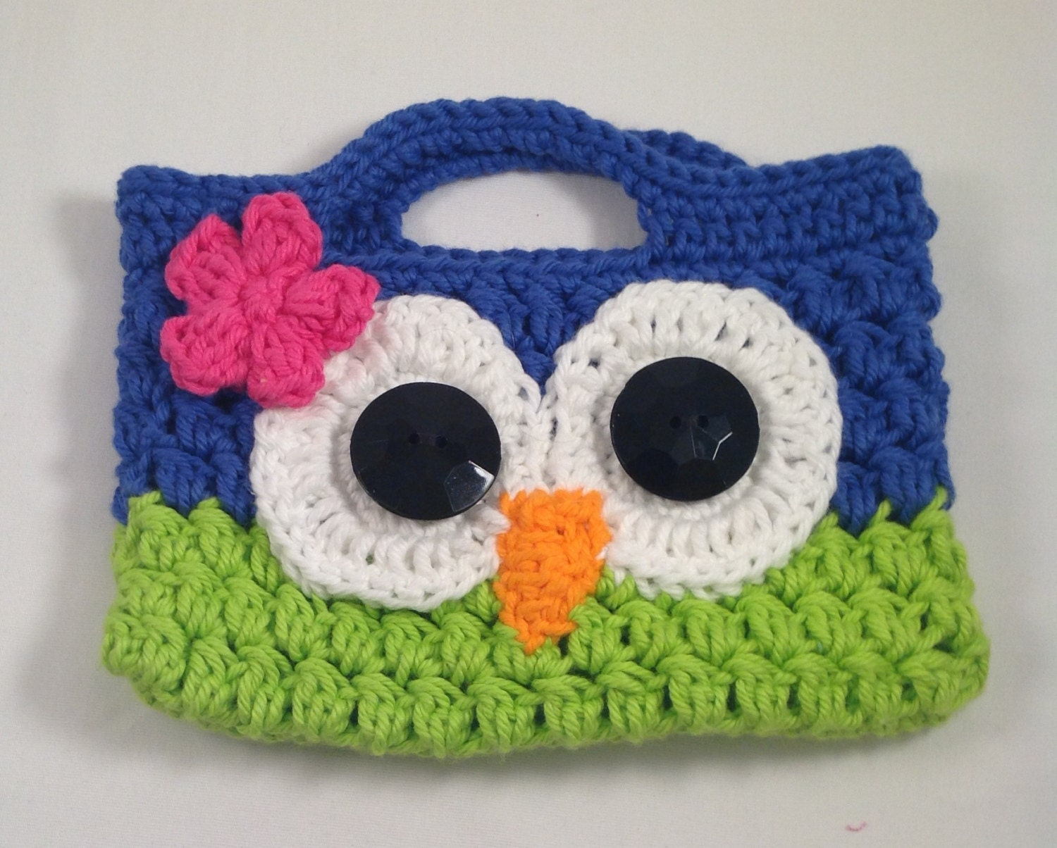 Easy crochet owl purse pattern manet for crochet owl purse crochet owl bag crochet girl purse handmade bankloansurffo Image collections