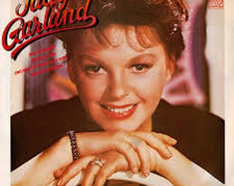 The Hits Of Judy Garland LP Album Vinyl Record (1977) Great Condition
